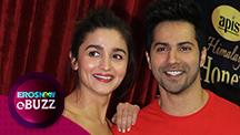 Varun & Alia dazzle together