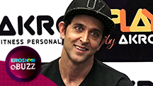 Hrithik Roshan on his upcoming script | E Buzz