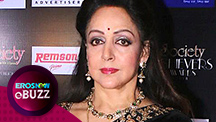 Hema Malini visits the ISKCON temple