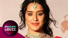 Shraddha Kapoor sizzles on the ramp