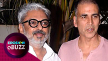 Akshay Kumar on his clash with Sanjay Leela Bhansali