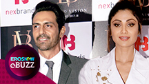 Shilpa Shetty & Arjun Rampal win awards