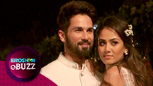 Shahid Kapoor romances Mira Rajput on the ramp