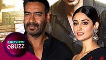 Ajay Devgn & Ileana D Cruz on their upcoming film