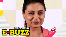 Rani Mukerji on teaching as a profession