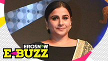Vidya Balan on receiving awards