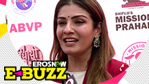 Raveena Tandon talks about self-defense