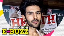 Kartik Aaryan bares it all