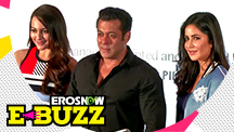 Salman Khan, Katrina Kaif and Sonakshi Sinha in Pune!