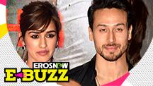 Tiger Shroff and Disha Patani's film premiere was a starry affair!