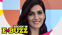 Kriti Sanon is all praise for Tiger Shroff!