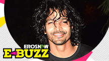 Harshvardhan Rane at special screening of Irrfan Khan starrer