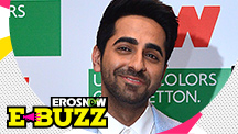 Ayushmann Khurrana charms all at the magazine launch!