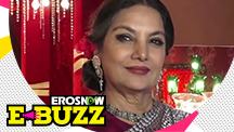 Shabana Azmi raises concern about women in India