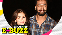 Alia Bhatt and Vicky Kaushal surprise fans!