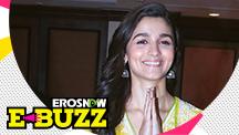 Alia Bhatt at her film's success party!