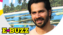 Varun Dhawan saves the beach!