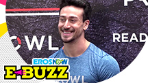 Tiger Shroff launches his line of activewear