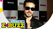 Tiger Shroff's 'Wow' air flip at an event