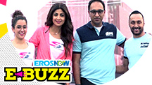 Shilpa Shetty At A Walkathon In The City