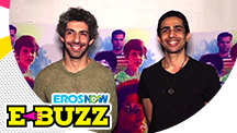 Gulshan Devaiah and Jim Sarbh talk about SMOKE
