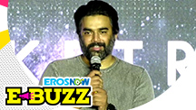 R Madhavan at the teaser launch of his film