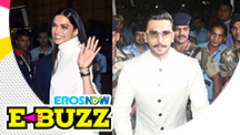 Deepika Padukone and Ranveer Singh fly off to Italy for their wedding