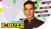 Akshay Kumar Speaks Sanitation