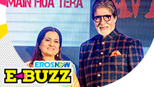 Amitabh Bachchan At A Music Launch