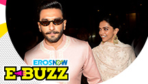 Deepika Padukone and Ranveer Singh Snapped Walking Hand-in-Hand