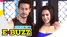 Tiger Shroff at a Martial arts Academy With his Family