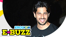 Sidharth Malhotra's Birthday Celebration