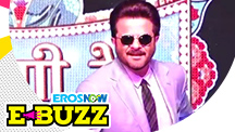 Anil Kapoor at The Launch of a T.V. Show