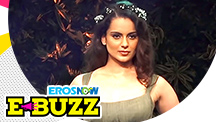 Kangana Ranaut Dazzles The Ramp