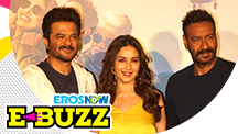Anil Kapoor and Madhuri Dixit Nene at a Themed Trailer Launch