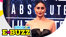 Kareena Kapoor Khan at a Fashion Week's Finale