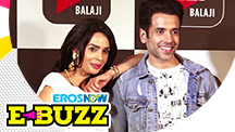 Mallika Sherawat and Tusshar Kapoor at an Event