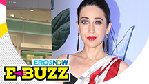 Karishma Kapoor Launches The New Satya Paul Sari Collection