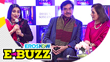 Shatrughan Sinha and Poonam Sinha launch Dhruv Somani's First Book