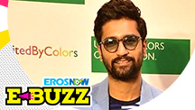 Vicky Kaushal at the launch of a store