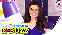 Taapsee Pannu Stuns in Blue
