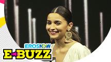 Alia Bhatt at an award show