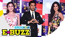 Katrina Kaif Bumped Into Ranbir Kapoor and Alia Bhatt At An Event