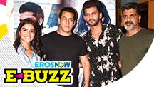 Salman Khan at a movie screening in Mumbai