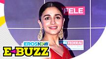 Alia Bhatt at the Reel Awards
