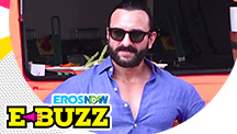 Saif Ali Khan At A Food Truck's Launch