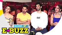 Team Kalank talks to the media