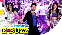 Tiger Shroff, Ananya Panday, and Tara Sutaria Set The Stage On Fire