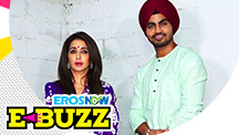 Krishika Lulla and Bannet Dosanjh at a special interview