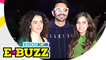 Celebs spotted at a film screening in Mumbai